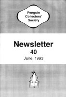 The Penguin Collector - June 1993 (Grey)