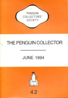 The Penguin Collector - June 1994 (Orange)