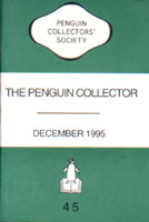 The Penguin Collector - December 1995 (Green)