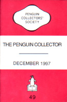 The Penguin Collector - December 1997 (Red)