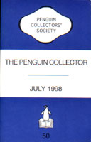 The Penguin Collector - July 1988 (Blue)