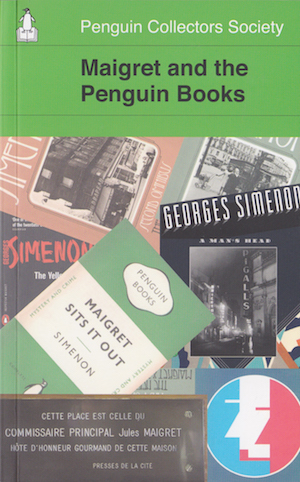 Maigret and the Penguin Books Image