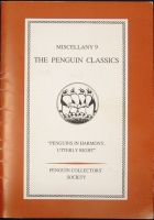 Miscellany 9 The Penguin Classics Image