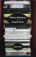 William Shakespeare in Penguin Books Image