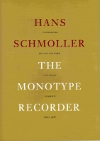 Hans Schmoller The Monotype Recorder Image