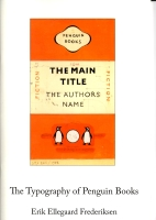 The Typography of Penguin Books Image