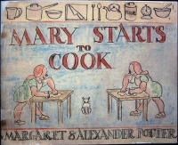Mary Starts to Cook image